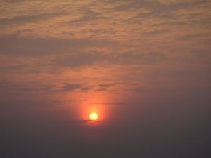 sunset at BHH 3 2013