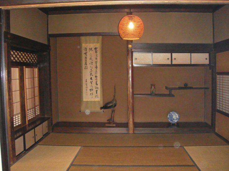 japanese house at Tokyo Edo 2013