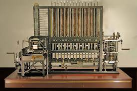 Charles Baggage's Difference Engine No. 2