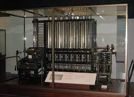 charles Babbage calculator july2011